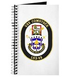 USS Comstock LSD 45 US Navy Ship Journal