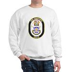 USS Comstock LSD 45 US Navy Ship Sweatshirt