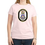 USS Comstock LSD 45 US Navy Ship Women's Light T-S