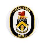 USS Defender MCM 2 US Navy Ship 3.5