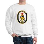 USS Defender MCM 2 US Navy Ship Sweatshirt