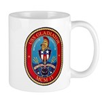 USS Gladiator MCM 11 US Navy Ship Mug