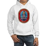 USS Gladiator MCM 11 US Navy Ship Hooded Sweatshir