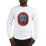 USS Gladiator MCM 11 US Navy Ship Long Sleeve T-Sh