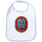 USS Gladiator MCM 11 US Navy Ship Bib