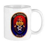 USS Guardian MCM 5 US Navy Ship Mug