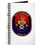 USS Guardian MCM 5 US Navy Ship Journal
