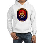 USS Guardian MCM 5 US Navy Ship Hooded Sweatshirt