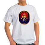 USS Guardian MCM 5 US Navy Ship Light T-Shirt
