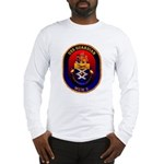 USS Guardian MCM 5 US Navy Ship Long Sleeve T-Shir