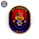 USS Guardian MCM 5 US Navy Ship 3.5