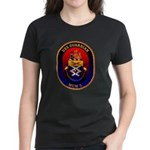 USS Guardian MCM 5 US Navy Ship Women's Dark T-Shi