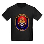 USS Guardian MCM 5 US Navy Ship Kids Dark T-Shirt