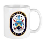 USS Howard DDG 83 US Navy Ship Mug