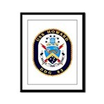 USS Howard DDG 83 US Navy Ship Framed Panel Print