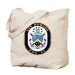 USS Howard DDG 83 US Navy Ship Tote Bag