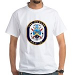 USS Howard DDG 83 US Navy Ship White T-Shirt