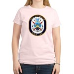 USS Howard DDG 83 US Navy Ship Women's Light T-Shi