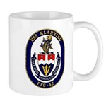 USS Klakring FFG 42 US Navy Ship Mug