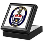 USS Klakring FFG 42 US Navy Ship Keepsake Box
