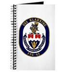 USS Klakring FFG 42 US Navy Ship Journal
