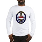 USS Klakring FFG 42 US Navy Ship Long Sleeve T-Shi