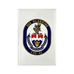 USS Klakring FFG 42 US Navy Ship Rectangle Magnet