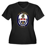 USS Klakring FFG 42 US Navy Ship Women's Plus Size