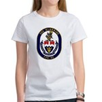 USS Klakring FFG 42 US Navy Ship Women's T-Shirt