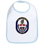 USS Klakring FFG 42 US Navy Ship Bib