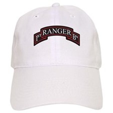 1st Ranger BN Scroll Baseball Cap