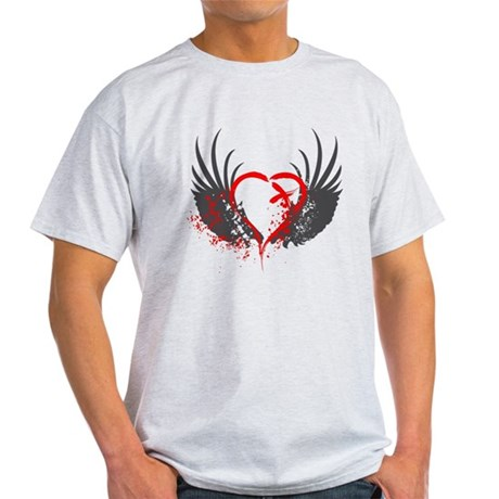 Blood Wings Light T-Shirt