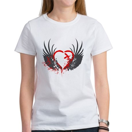 Blood Wings Women's T-Shirt