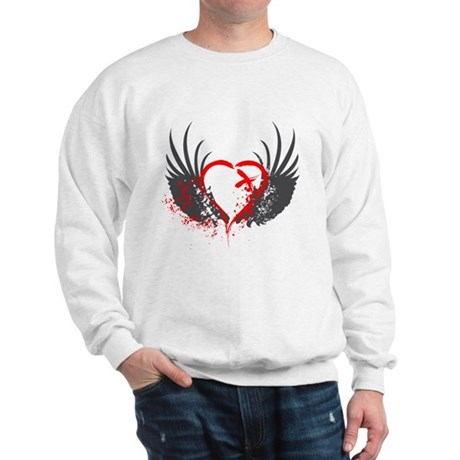Blood Wings Sweatshirt