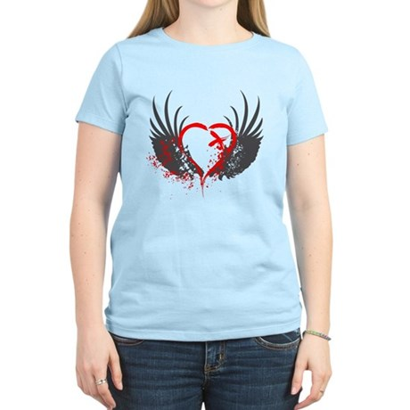Blood Wings Women's Light T-Shirt