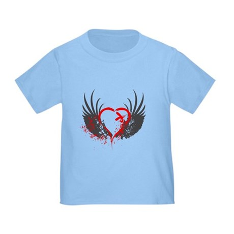 Blood Wings Toddler T-Shirt