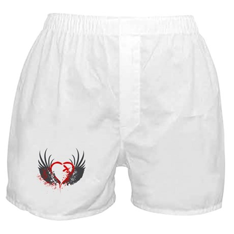 Blood Wings Boxer Shorts
