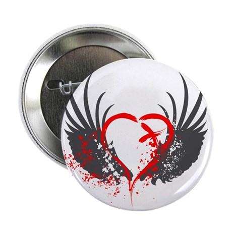 "Blood Wings 2.25"" Button"