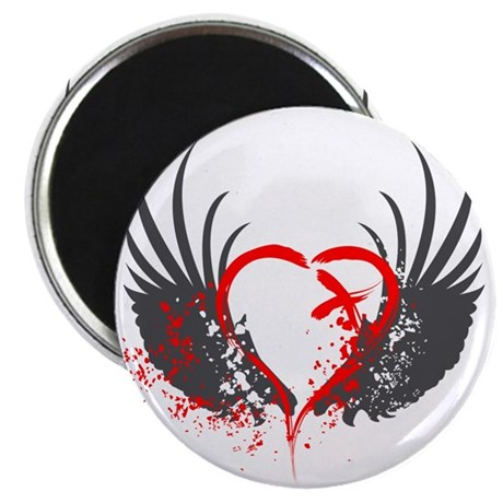 Blood Wings Magnet