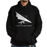 Hang Gliding Own Stunts Hoody