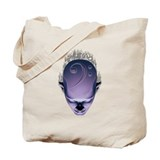 Smokin bass head Tote Bag