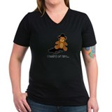 BearJew Black Women's Tee's