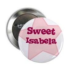 Sweet Isabela Button