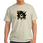 Papillon Devil Halloween Light T-Shirt