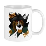 Papillon Devil Halloween Mug