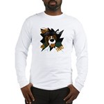 Papillon Devil Halloween Long Sleeve T-Shirt