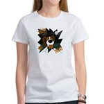 Papillon Devil Halloween Women's T-Shirt