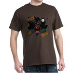 Scottie Clown Halloween Dark T-Shirt