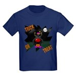 Scottie Clown Halloween Kids Dark T-Shirt