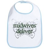 Midwives Deliver - Bib